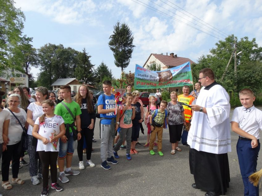 Pielgrzymka Jodłówka 27. 08. 2017